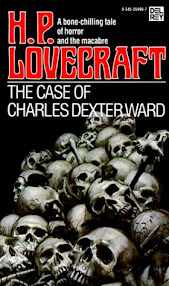 Cover of Howard Phillips Lovecraft's Book The Case of Charles Dexter Ward