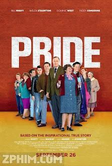 Kiêu Hãnh - Pride (2014) Poster