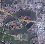 Cho thuê nhà  Hoàng Mai, P3602 HH3A Linh Đàm, Chính chủ, Giá 6 Triệu/Tháng, C. Lan, ĐT 0912965252