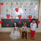 Valentine Day Celebration (Nursery) 13.02.2015