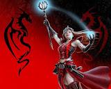 Glamorous Warlock Of Darkness