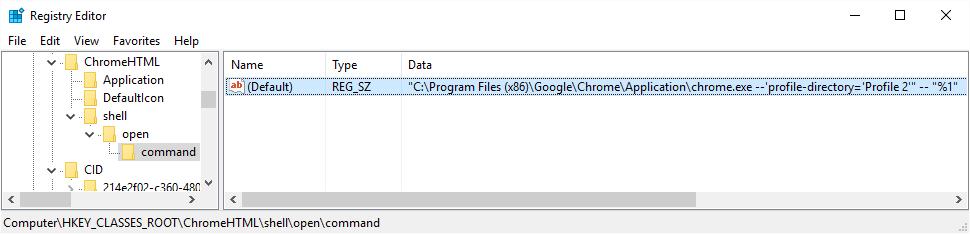 Default user - Google Chrome Help