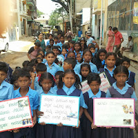 Free Uniform Distribution for Poor School Children