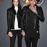 OIC - ENTSIMAGES.COM - Lucy Gascoyne and Chris Perceval at the  Notion Magazine x Swatch - issue 70 launch party  London 9th September 2015 Photo Mobis Photos/OIC 0203 174 1069