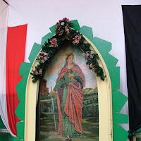 Obraz św. Barbary