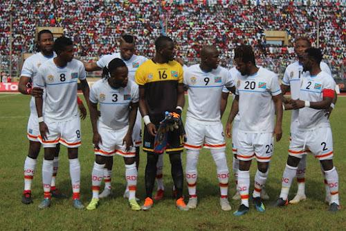 CAN-2019: les Léopards se trouvent déjà à Brazzaville