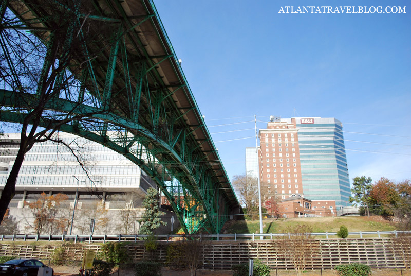 Knoxville Greenways downtown