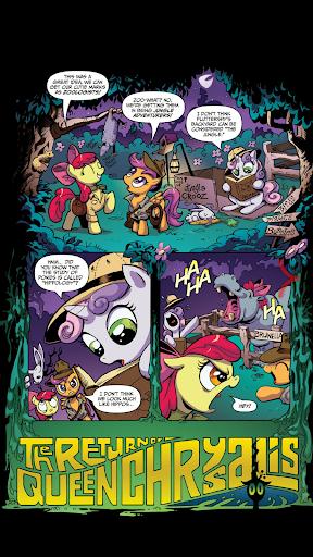 My Little Pony Comics 1.3.1 screenshots 4