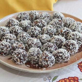 Cocoa Balls Recipes