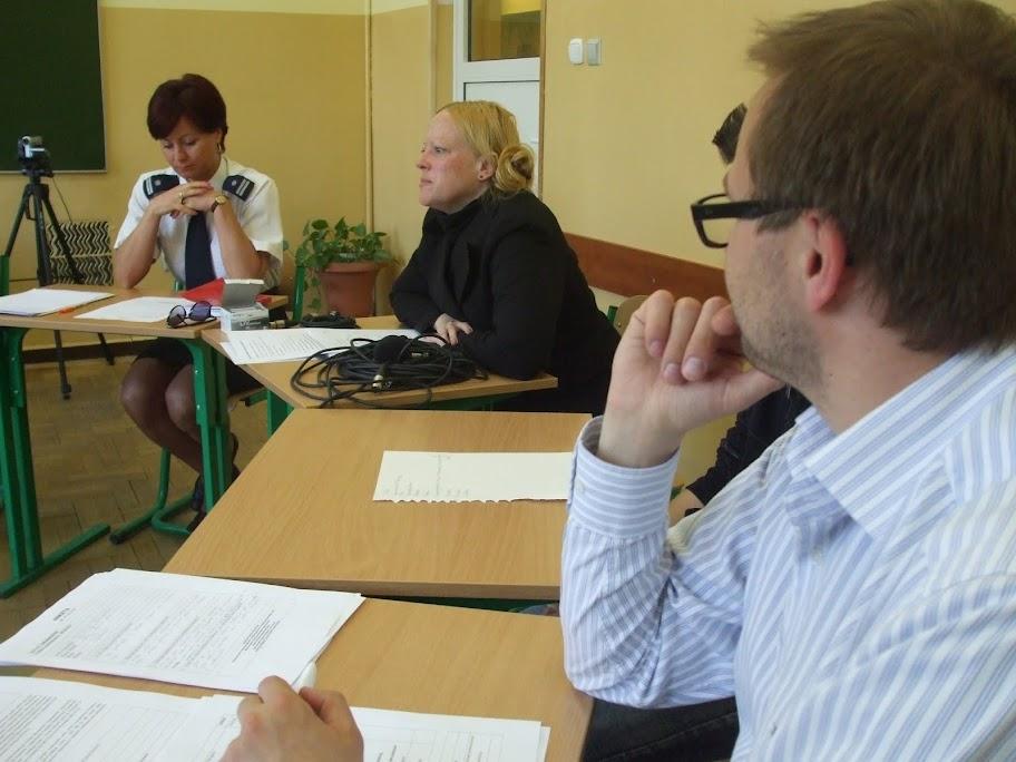 Godziny wychowawcze - przygotowanie Konferencji z GCPU - Dynamiczna Tożsamość 08-05-2012 - 11.JPG