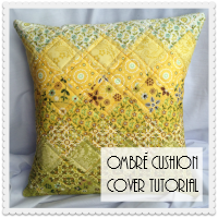 Ombre Cushion Cover