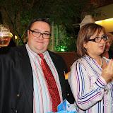 Welcome Dinner, European Championship, Seville 2012