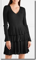 Diane von Furstenberg stretch knit mini dress