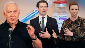 النمسا والدنمارك تعتزمان التعاون مع إسرائيل في إنتاج اللقاحات