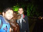 Con el Perro de Nathaly Betancur
