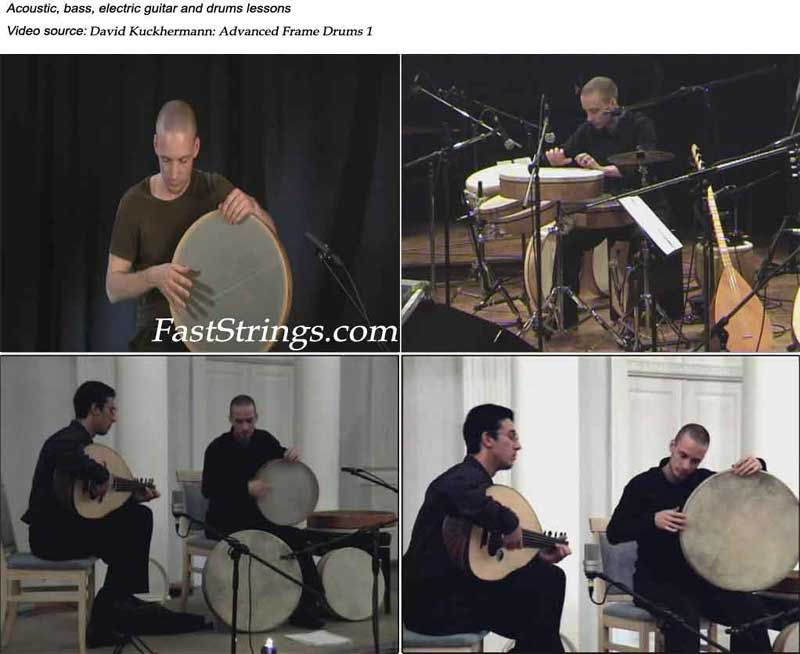 David Kuckhermann: Advanced Frame Drums 1