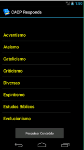 Estudos Bíblicos Apologéticos- screenshot thumbnail