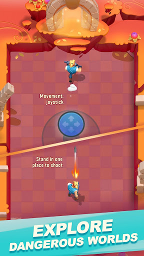 Monster Shooter World android2mod screenshots 1
