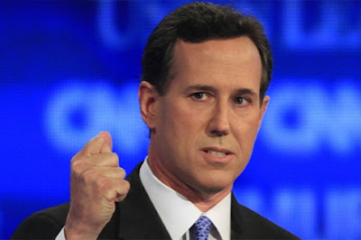 Santorum bows out with his head held high