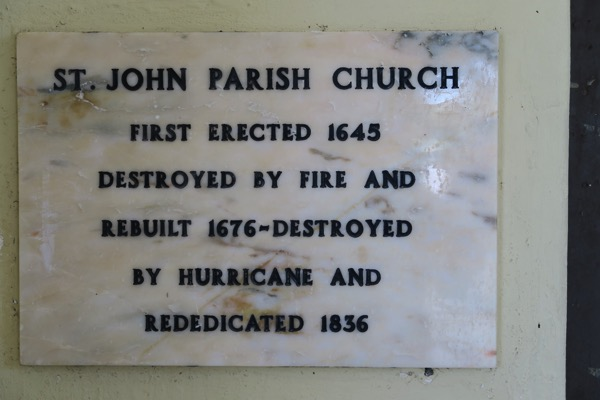 St John s Church Sign