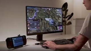 Valve's Console: Steam Deck Dock