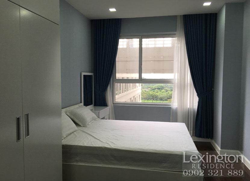 phòng ngủ căn hộ Lexingtot Residence