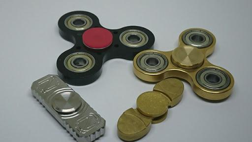 DSC 1985 thumb%25255B2%25255D - 【小物】「ハンドスピナー」フォトレビュー。くるくる回す奴、また買っちゃいました。チタン製と真鍮かっこいいよ!