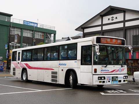 西日本鉄道 太宰府ライナーバス「旅人」 3932