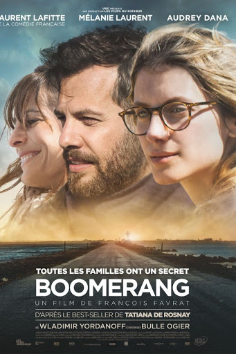 Το Μυστικό που Έμεινε Κρυμμένο (Boomerang) Poster