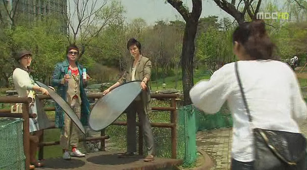 Son Ye Jin, Lee Min Ho, Jo Eun Ji, Jung Sung Hwa