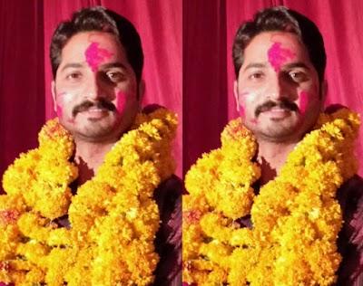 कवि विकास शुक्ल राष्ट्रीय कवि संगम के जिलाध्यक्ष बने | Shivpuri News