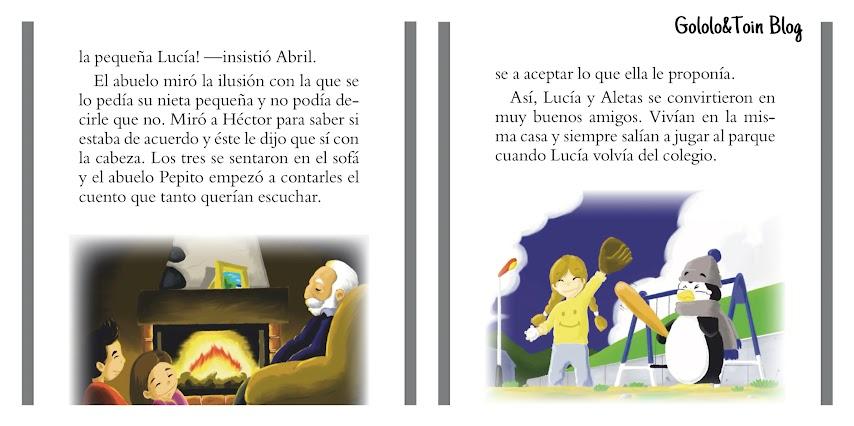 la-pequeña-gran-Lucía-libro-cuento-autoestima-tolerancia-amistad-psicología