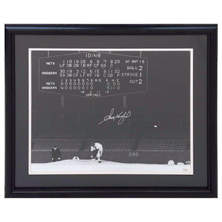 Sandy Koufax Signed Photograph