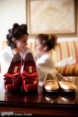 Foto 0082. Marcadores: 05/12/2009, Casamento Julia e Erico, Lidu, Rio de Janeiro, Sapato