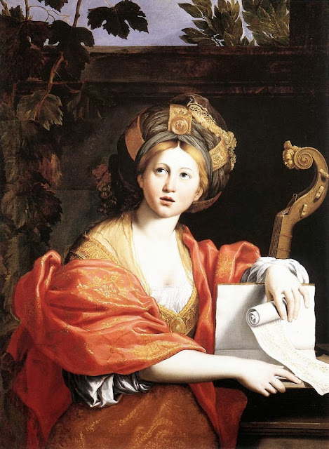 Domenichino - A Sibyl