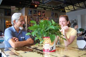 Photo: Café Scientifique Orlando, July 2008