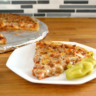 Clean Eating Homemade Pizza Recipe