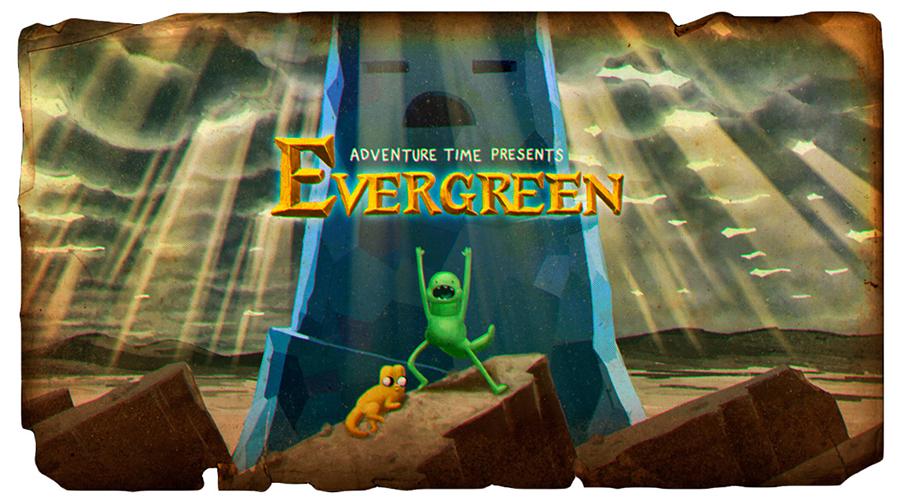 Hora de Aventura: Evergreen