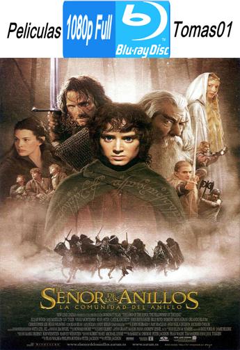 El Señor de los anillos: La comunidad del anillo (Extended) (2001) BRRipFull 1080p