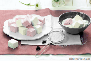 Receta para hacer Marshmallows