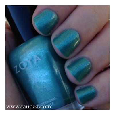 zoya zuza nail polish