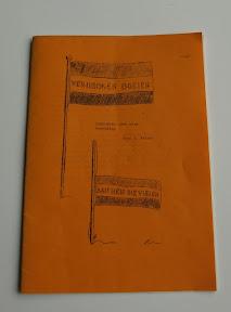 Verbroken boeien. Indrukken over onze bevijding door C. Redert. Uitgegeven slechts enkele dagen na de bevrijding. De gestencilde eerste druk. http://www.secondworldwar.nl/enschede/