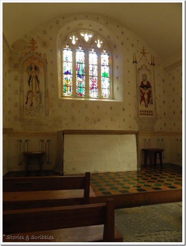 St Patrick's Chapel - Glastonbury