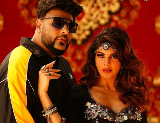 Jacqueline-Fernandez-with-Badshah-new-song-PaaniPaani