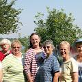 Joyce Rissberger, Tobe Roberts, DeEtte Jerman, Pam Robinson, Margaret Ehrig, Susan Gifford, Kay Johnson, Janet Hylbak, Lys Fouts