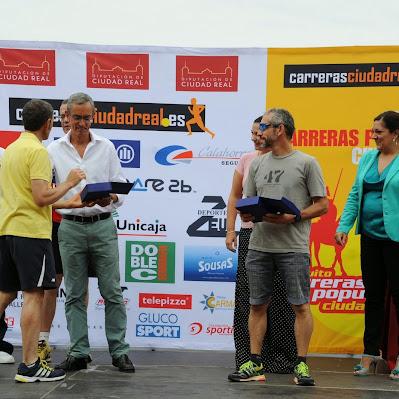 Media Maratón de Puertollano 2014 - Trofeos
