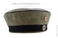 Imperial German Dragoon field cap 1915