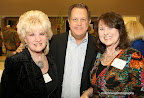 Roxann Taylor, Dan Holmes, Sue Howery