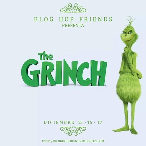 Diciembre - The Grinch