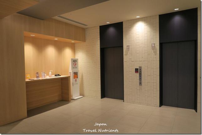日本四國德島  Daiwa Roynet Hotel (1)